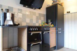 Keuken van B&B Het Wellnest