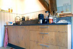 Kokkerellen in B&B Het Wellnest