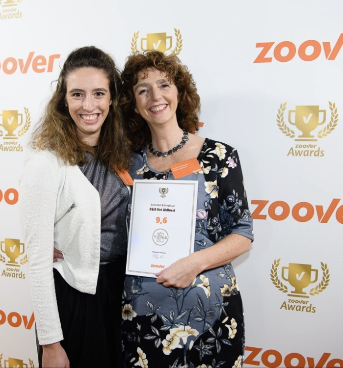 Zoover Awards B&B